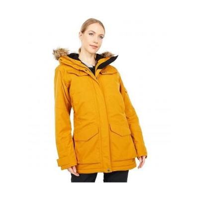 Fjallraven フェールラーベン レディース 女性用 ファッション アウター ジャケット コート ダウン・ウインターコート Nuuk Parka - Acorn