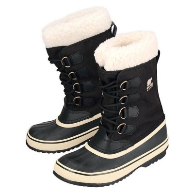 SOREL ソレル レディース ブーツ Winter Carnival NL1495 011(otr3041) 【並行輸入品】