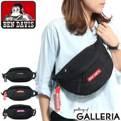 【商品レビューで+5%】ベンデイビス ウエストバッグ BEN DAVIS ボディバッグ BOX WAIST BAG M 斜めがけ BDW-9273