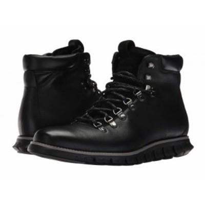 Cole Haan コールハーン メンズ 男性用 シューズ 靴 スニーカー 運動靴 Zerogrand Hiker WR II Black/Black【送料無料】