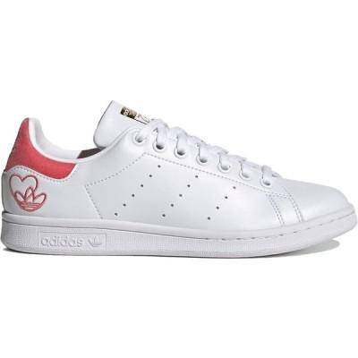 アディダス スタンスミス adidas W STAN SMITH フットウェアホワイト/ヘイジーローズ/ゴールドメタリック G55666 日本国内正規品