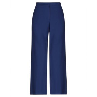 QL2  QUELLEDUE パンツ ブルー 38 バージンウール 75% / ナイロン 23% / ポリウレタン 2% パンツ