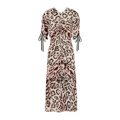 アリスマッコール ALICE McCALL 7分丈ワンピース・ドレス ライトピンク 6 シルク 100% 7分丈ワンピース・ドレス