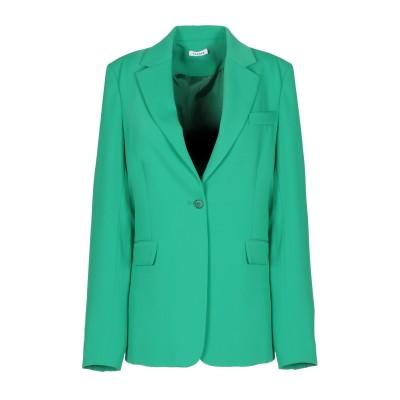 パロッシュ P.A.R.O.S.H. テーラードジャケット グリーン L ポリエステル 100% テーラードジャケット