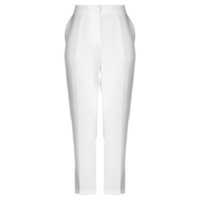 レリッシュ RELISH パンツ ホワイト S テンセル 100% パンツ