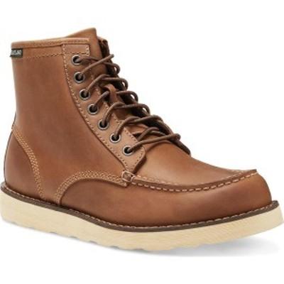 イーストランド メンズ ブーツ&レインブーツ シューズ Lumber Up Boot Natural Leather