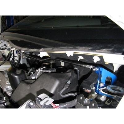 カワイ製作所 フロントストラットバー typePG エスティマ ACR50W ACR55W 2006/01〜 2AZ(2400)車用 2GR(3500V6)車/ハイブリッド車不可です。