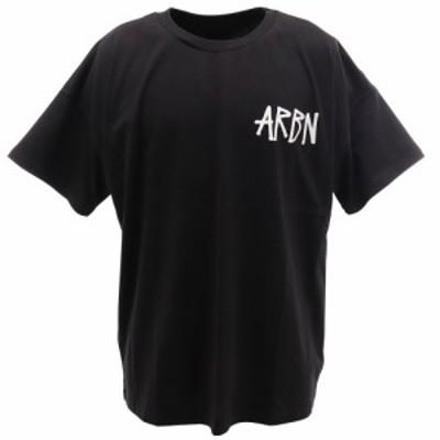 エアボーン(ARBN)Tシャツ メンズ 半袖 バックプリント SSAIRB-O003BLK/WHT オンライン価格(Men's)