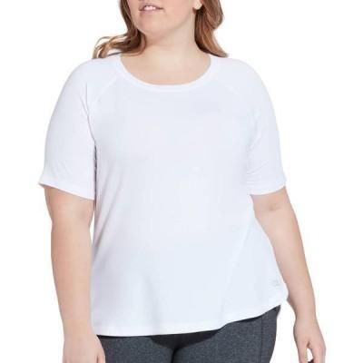 キャリー アンダーウッド レディース シャツ トップス CALIA by Carrie Underwood Women's Plus Size Everyday T-Shirt