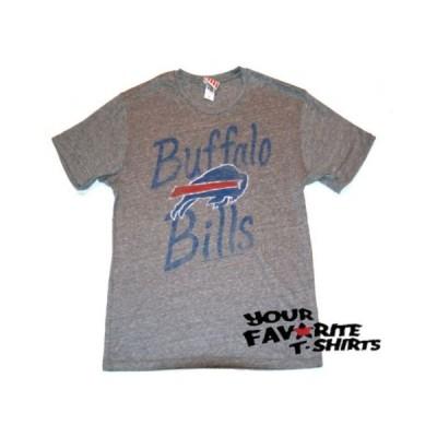 Tシャツ トップス シャツジャンクフードNFL Buffalo Bills Mascot Junk Food オフィシャルライセンス アダルト シャツ S-2XL