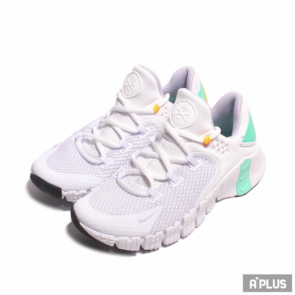 NIKE 女 W NIKE FREE METCON 4 訓練鞋 運動 健身 訓練 多功能 襪套 - CZ0596135