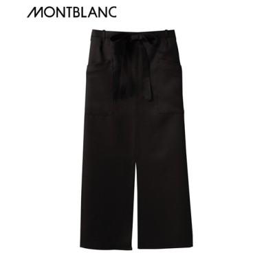 MONTBLANC ロングエプロン(男女兼用) 【業務用】コック服