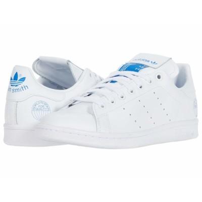 アディダス スニーカー シューズ メンズ Stan Smith Footwear White/Footwear White/Bluebird