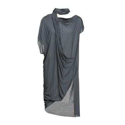 リビアナ コンティ LIVIANA CONTI T シャツ スチールグレー XS レーヨン 100% T シャツ