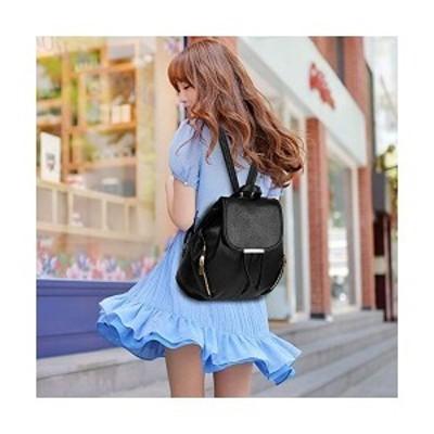 レディースバッグ 女性用リュック鞄 カジュアルBag PUレザー サイドジッパー
