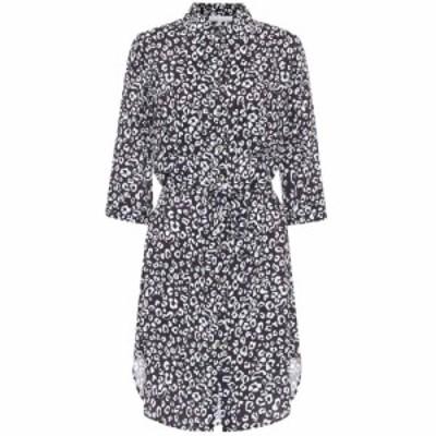 ハイジ クライン Heidi Klein レディース ワンピース シャツワンピース ワンピース・ドレス Tanzania leopard-print shirt dress Tanzani