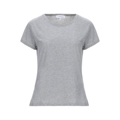 ALTERNATIVE® T シャツ グレー L ポリエステル 67% / コットン 33% T シャツ