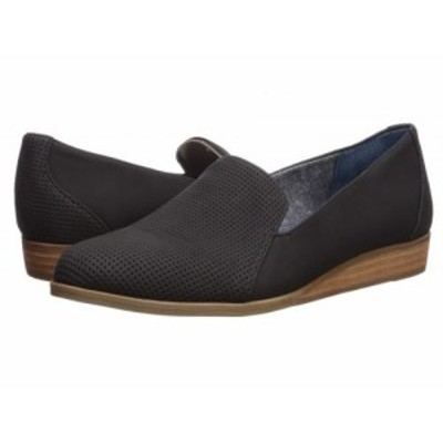 Dr. Scholls ドクターショール レディース 女性用 シューズ 靴 ローファー ボートシューズ Dawned Black【送料無料】