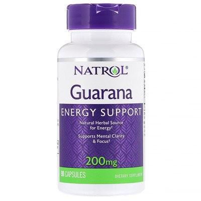 ガラナ, 200 mg, 90 カプセル