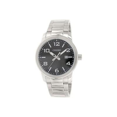 腕時計 シチズン Citizen メンズ BI1020-57E シルバー ステンレス-スチール クォーツ 腕時計