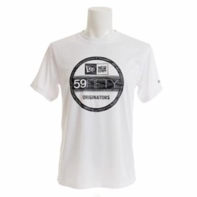 ニューエラ(NEW ERA)Tシャツ 半袖 ロゴプリント 12026624 オンライン価格(Men's)