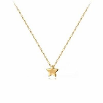 CITLED Women J Initial Necklace Gold Star Pendant Engraved Alphabet Letter 14K Gold Filled Lucky Trendy Dainty Chain Boho Beach