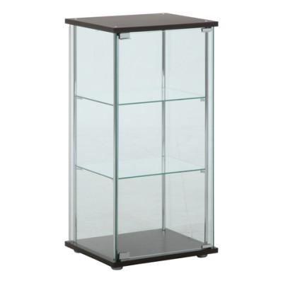 ガラスコレクションケース3段 4953980960498 【同梱不可】[▲][FT]