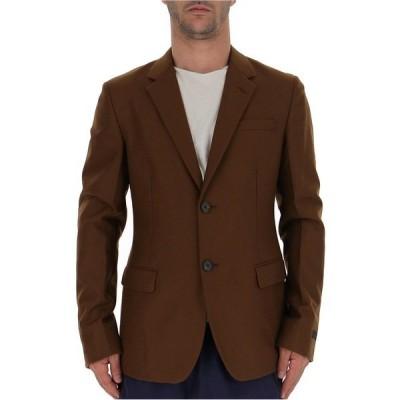 プラダ メンズ ジャケット&ブルゾン アウター Prada Sim Fit Tailored Blazer -