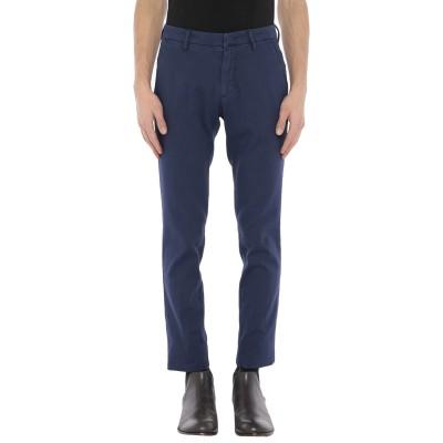 MICHAEL COAL パンツ ブルー 30 コットン 97% / ポリウレタン 3% パンツ