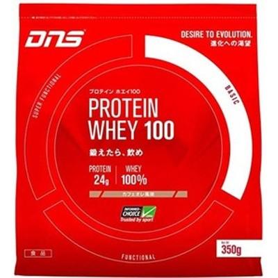 dns プロテイン ホエイ100 カフェオレ風味 1050g(約30回分) たんぱく質 筋トレ