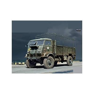 ICM Model W.O.T. 6, WWII British Truck World War II 1/35 Scale Model kit 35 好評販売中