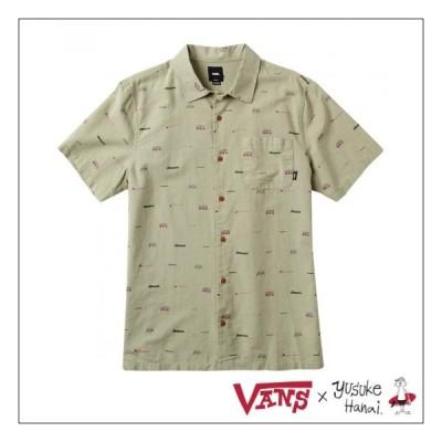 バンズ 半そでシャツ VANS x YUSUKE HANAI