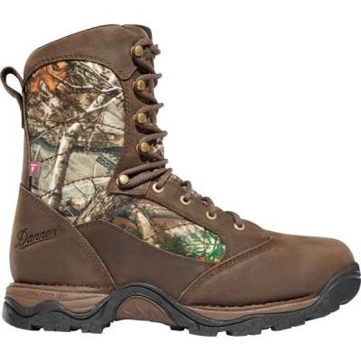 """ダナー Danner メンズ ブーツ シューズ・靴 Pronghorn 8"""""""" Realtree Edge 400g Waterproof Hunting Boots Real Tree Edge"""