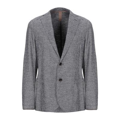 イレブンティ ELEVENTY テーラードジャケット グレー 54 ウール 58% / コットン 42% テーラードジャケット