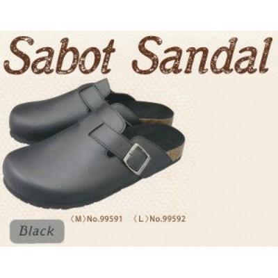 『サボサンダル ブラック レディース』トレンドのサンダル 選べる2サイズ 靴 女性向け! ジップ