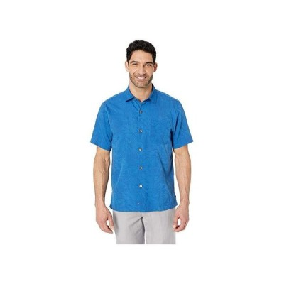 トミー バハマ Camden Coast Shirt メンズ シャツ トップス Monaco Blue