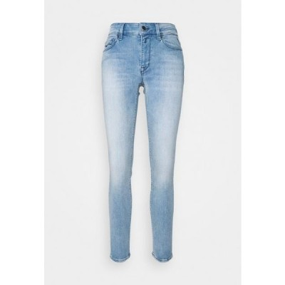 リプレイ レディース ファッション LUZIEN PANTS - Jeans Skinny Fit - light blue