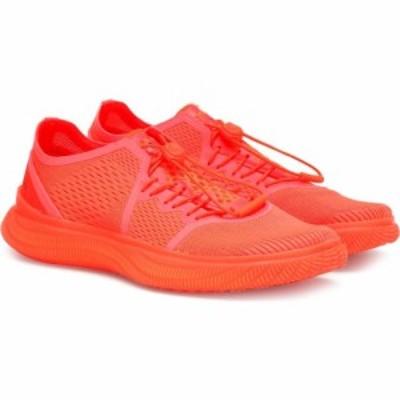 アディダス Adidas by Stella McCartney レディース スリッポン・フラット シューズ・靴 pureboost sneakers Solred/Solred/CBlack