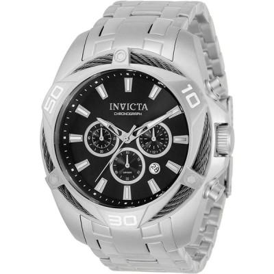 Invicta Bolt Chronograph Quartz Grey Dial Men's Watch 34118