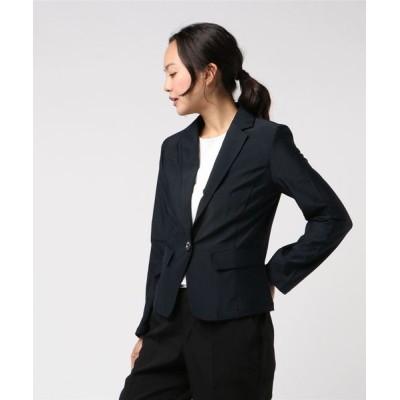 cecile / テーラードジャケット(ポーチ付き) WOMEN ジャケット/アウター > テーラードジャケット