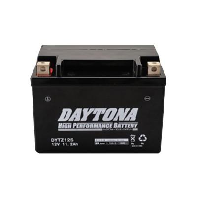 ハイパフォーマンスバッテリー DYTZ12S MFタイプ デイトナ 液入充電済 MFバッテリー PS250/フォルツァ対応