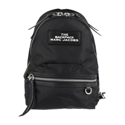 新品未使用展示品 MARC JACOBS マークジェイコブス M0015415 リュック・デイパック ナイロン ブラック【本物保証】