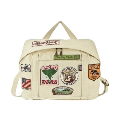 ショルダーバッグ バッグ HUNTING WORLD DOGPATCH ハンティングワールド ドッグパッチ ショルダーバッグ