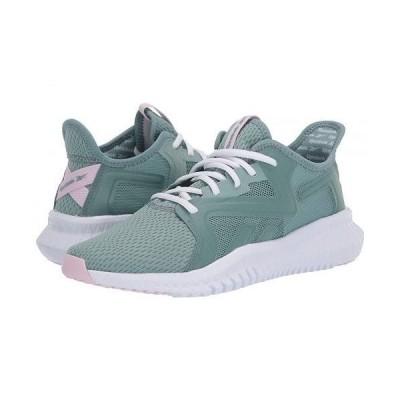Reebok リーボック レディース 女性用 シューズ 靴 スニーカー 運動靴 Flexagon 3.0 - Green Slate/Pixel Pink/White