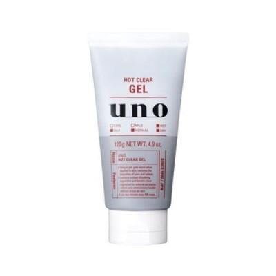 ウーノ ホットクリアジェル  120g /ウーノ 洗顔料