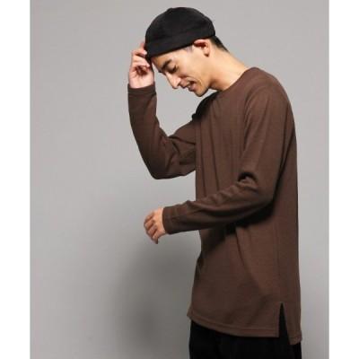 tシャツ Tシャツ ハニカムロングクルー/850535