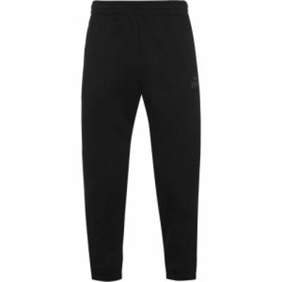 ロンズデール Lonsdale メンズ ジョガーパンツ ボトムス・パンツ Essential Joggers Black