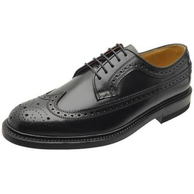 リーガル 靴 REGAL メンズ ビジネスシューズ ウイングチップ 2589 ブラック 本革