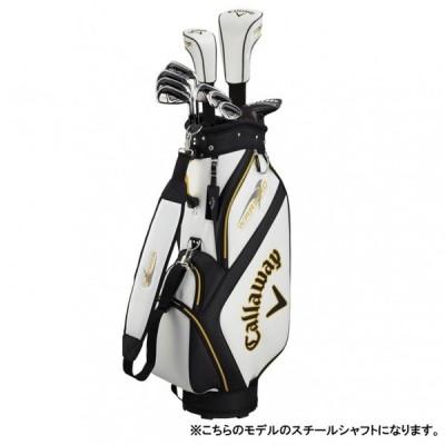 キャロウェイ クラブセット WARBIRD ウォーバード 10本セット キャディバッグ付き スチール ゴルフ メンズ callaway ゴルフセット