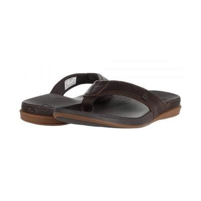 Reef リーフ メンズ 男性用 シューズ 靴 サンダル Cushion Lux - Black/Brown